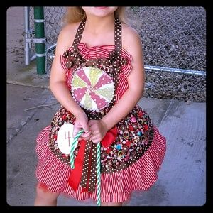 Christmas pic pageant wear